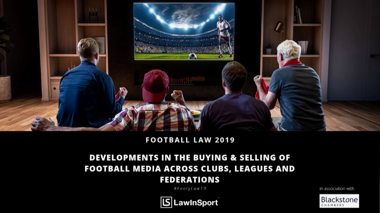 developments in the buying and selling of football media
