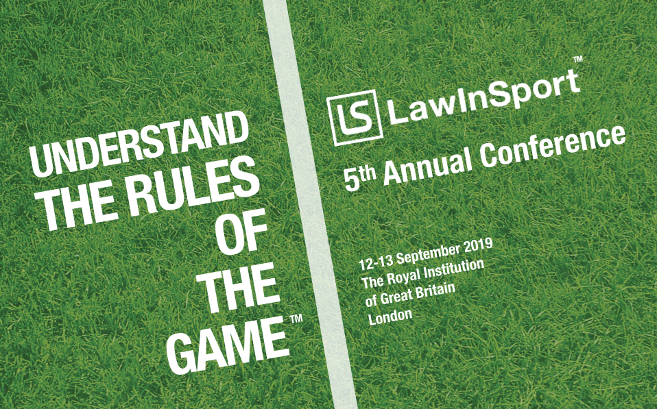 LawInSport Annual Conference - LawInSport