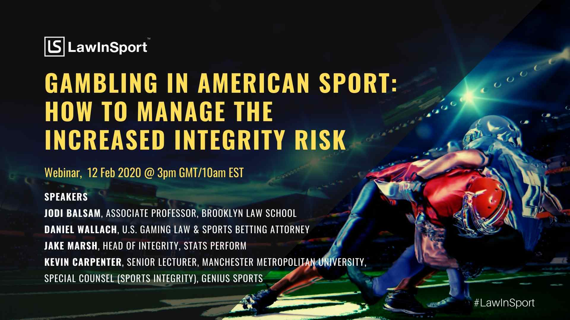 Sports betting legal commercial and integrity issues tipping nrl sportsbetting