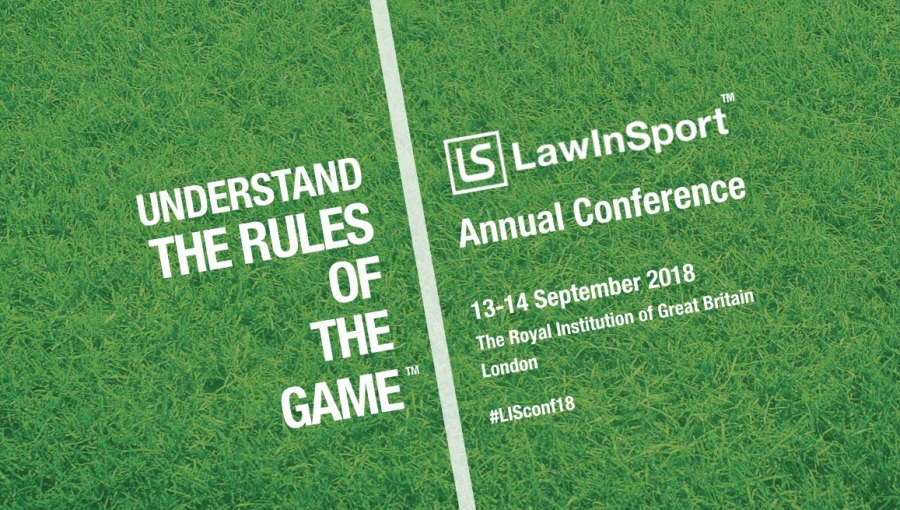 LawInSport Annual Conference - Understand The Rules Of The Game 2018