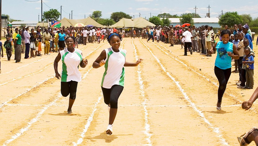 Olympic Refuge Foundation: shaping a movement for displaced young people to thrive through sport