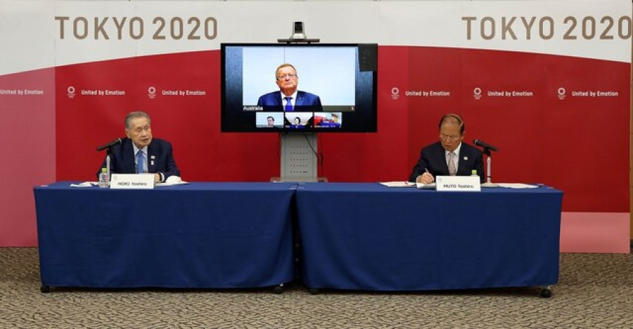 IOC and Tokyo 2020 Joint Statement - Framework for Preparation of the Olympic and Paralympic Games Tokyo 2020 Following their Postponement to 2021