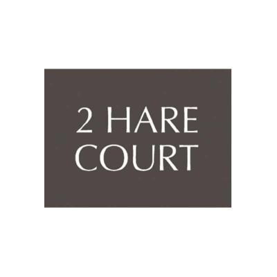 2 Hare Court, Chambers of Jonathan Laidlaw QC