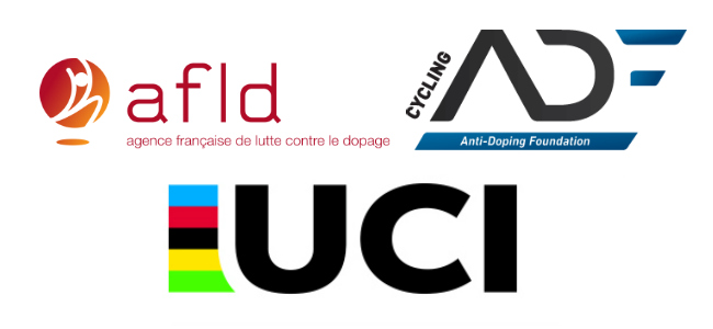AFLD, ADF, UCI Logos