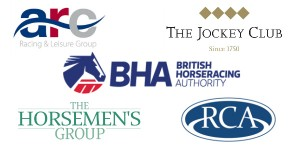 ARC_Jockey_Club_BHA_Horsemens_Group_and_RCA_Logos