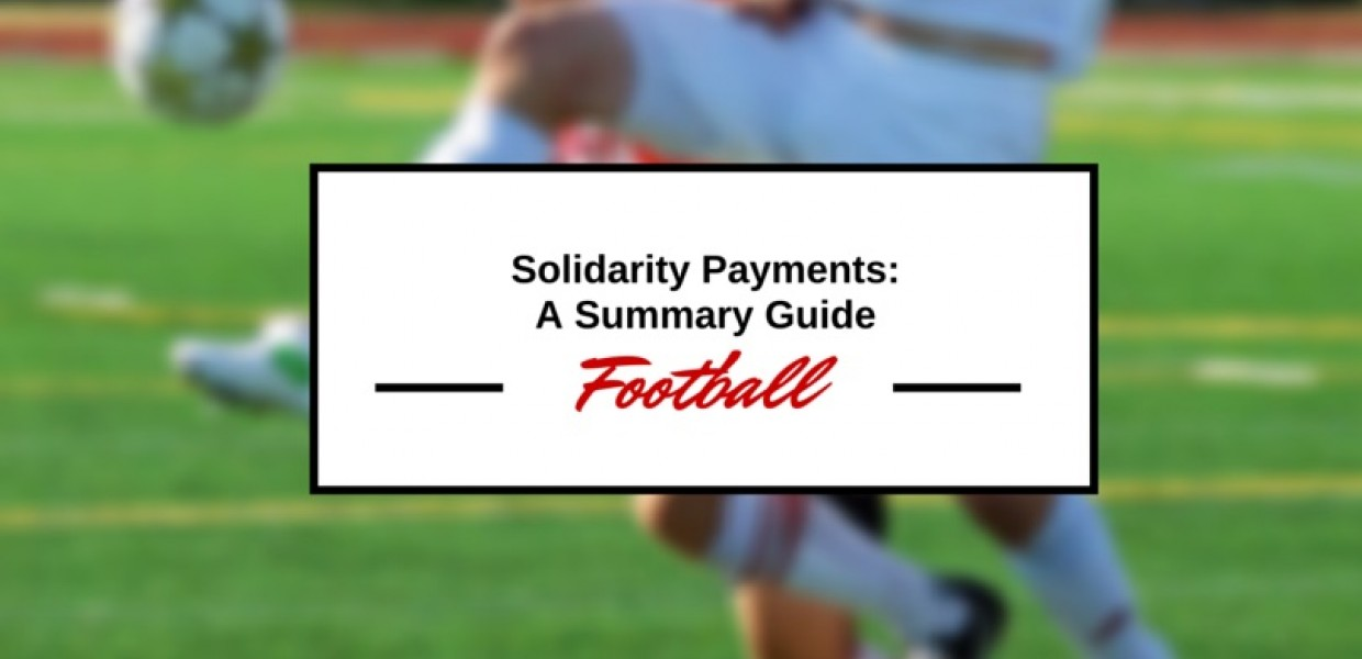 Solidarity Payments in football title image