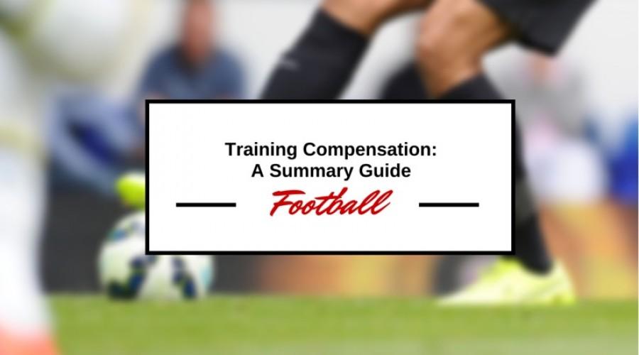 Training Compensation title image