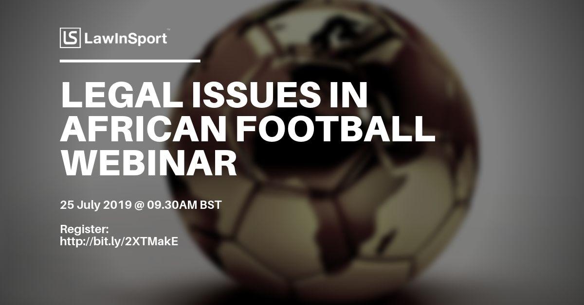 African Football Webinar
