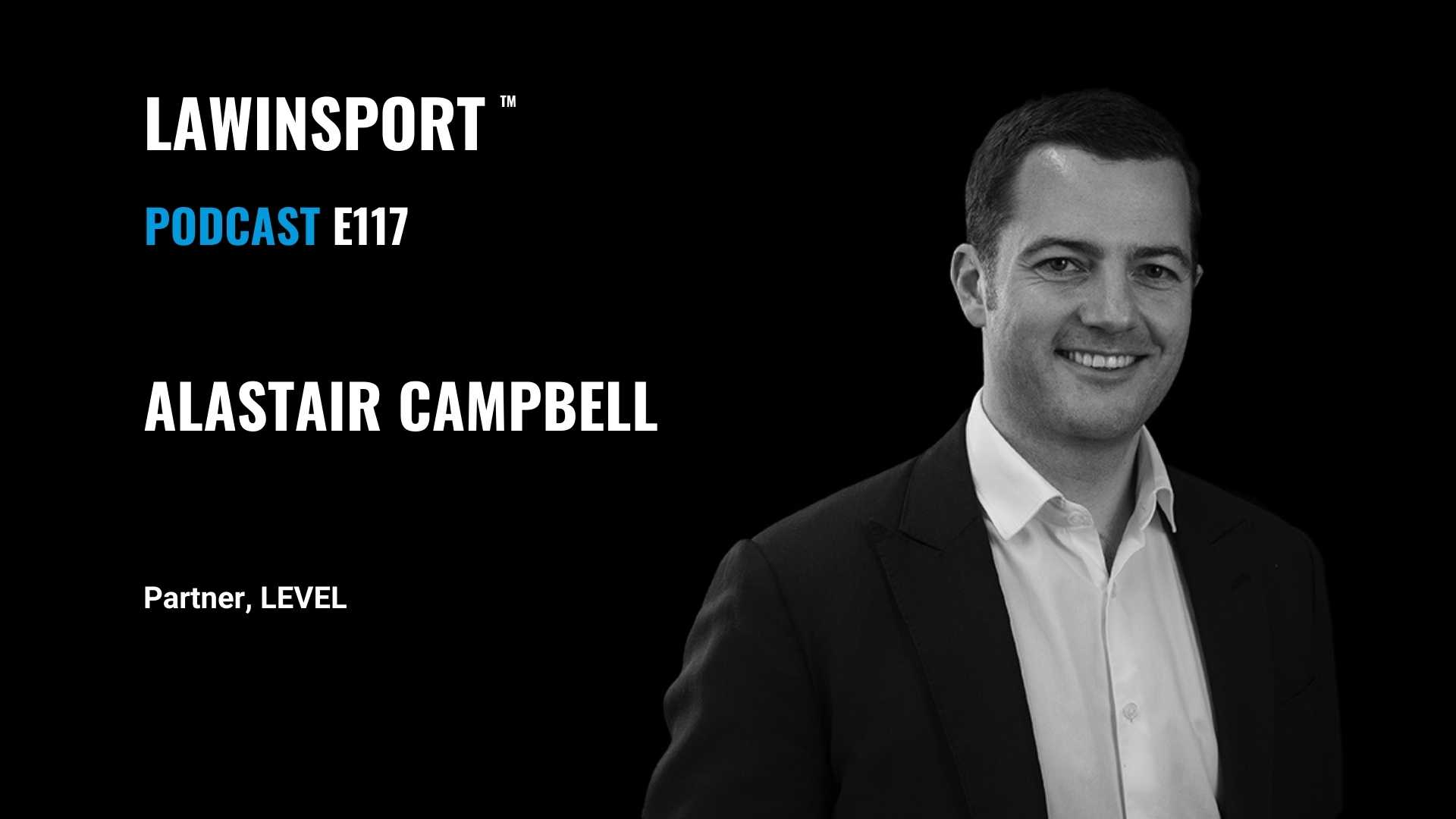 A Data Analysis of Outcomes in FA Betting Cases - Alastair Campbell,  Partner,  LEVEL  - E117