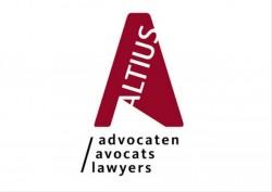 ALTIUS Logo