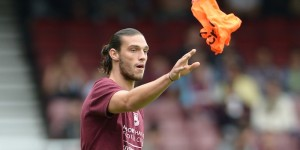 Andy Carroll Throwing Training Bib