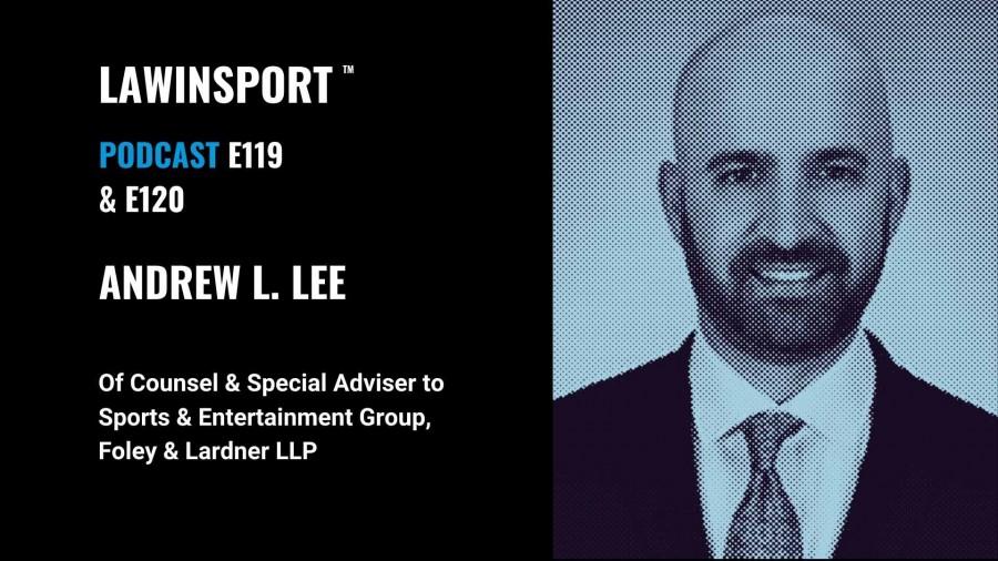 Andrew L Lee, Former New York Jets GC & Of Counsel at Foley & Lardner LLP