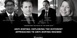 Anti-doping panel