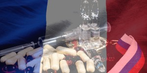 Anti-Doping and French Flag