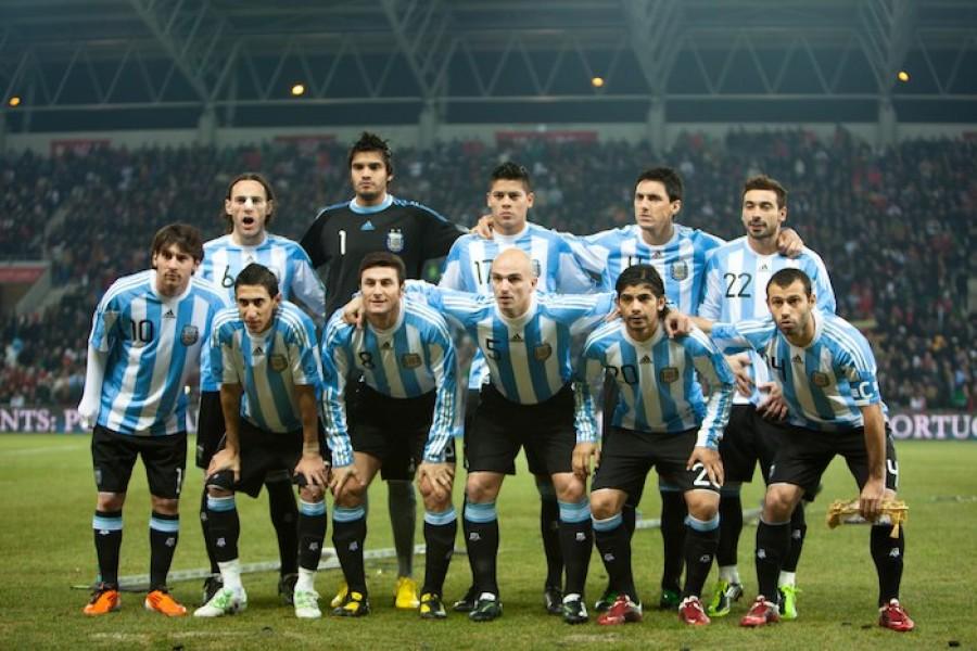 Argentine Football Team 2014
