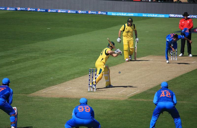 Australia v India Cricket Match