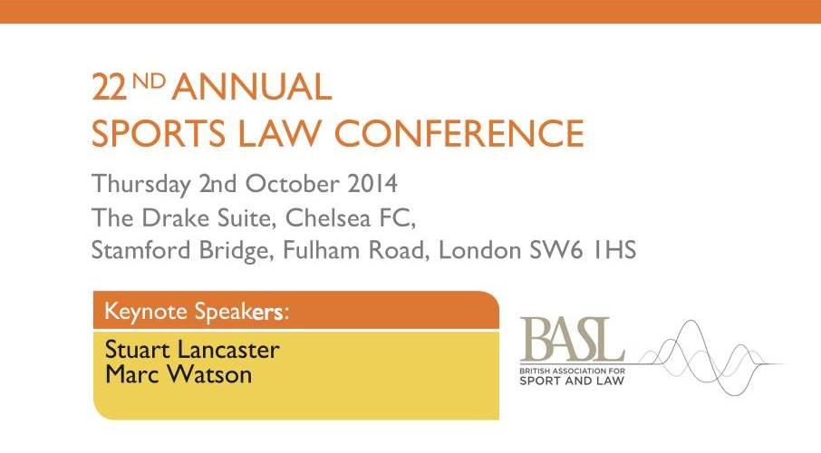 BASL Conference 2014