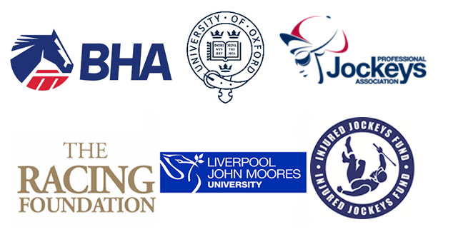 BHA logo with other horseracing associations and research institutes