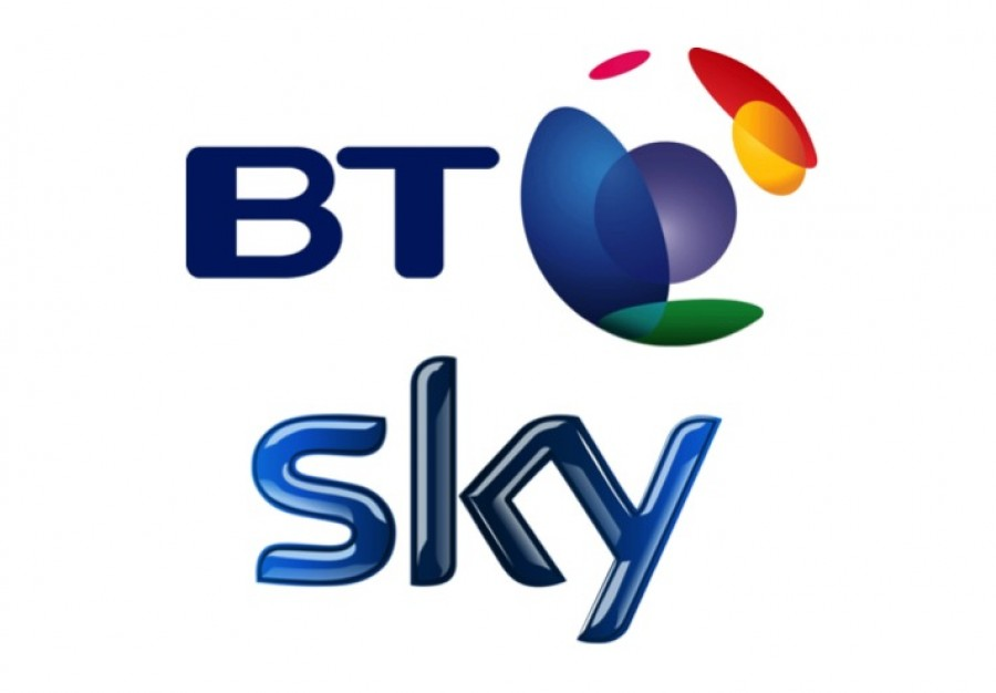 BT & Sky Logo