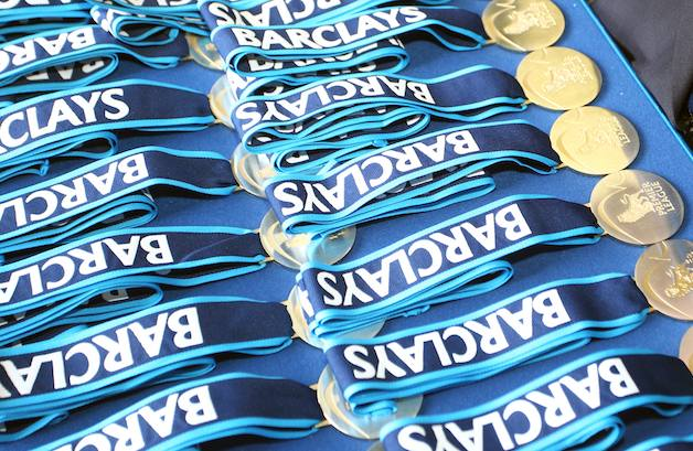 Barclays Premier League Medals