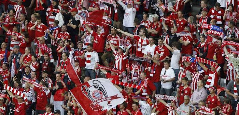 Bayer Munich Fans