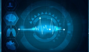 Health data analytics graph