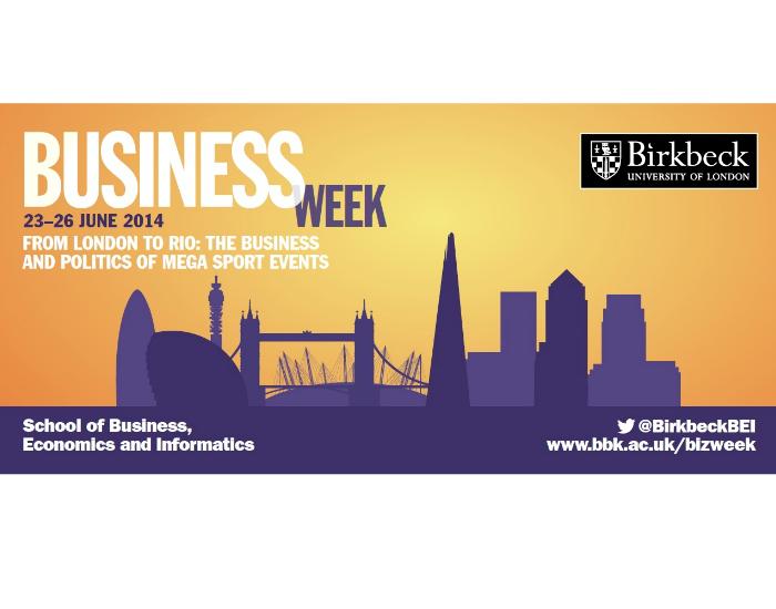 Birkbeck_Business_Week_2014 Banner