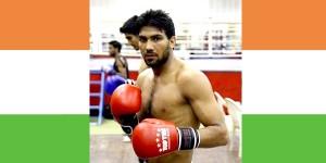 Boxer Manoj Kumar