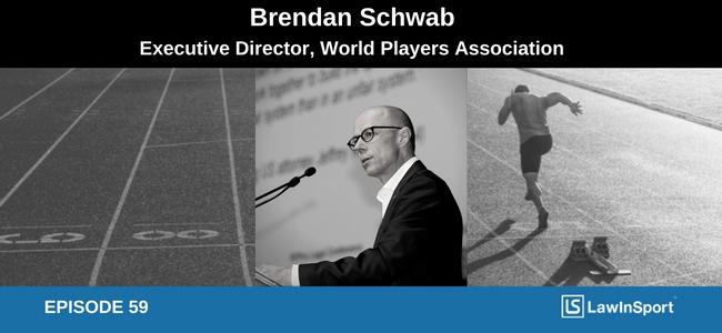 Brendan Schwab podcast image