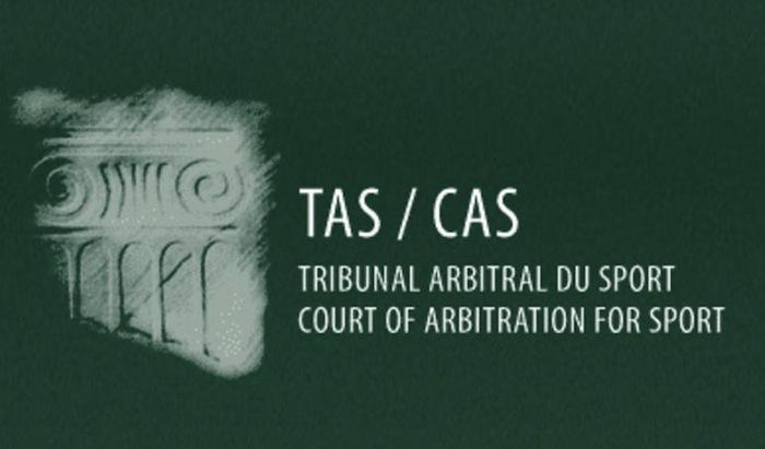 Court of Arbitration for Sport logo