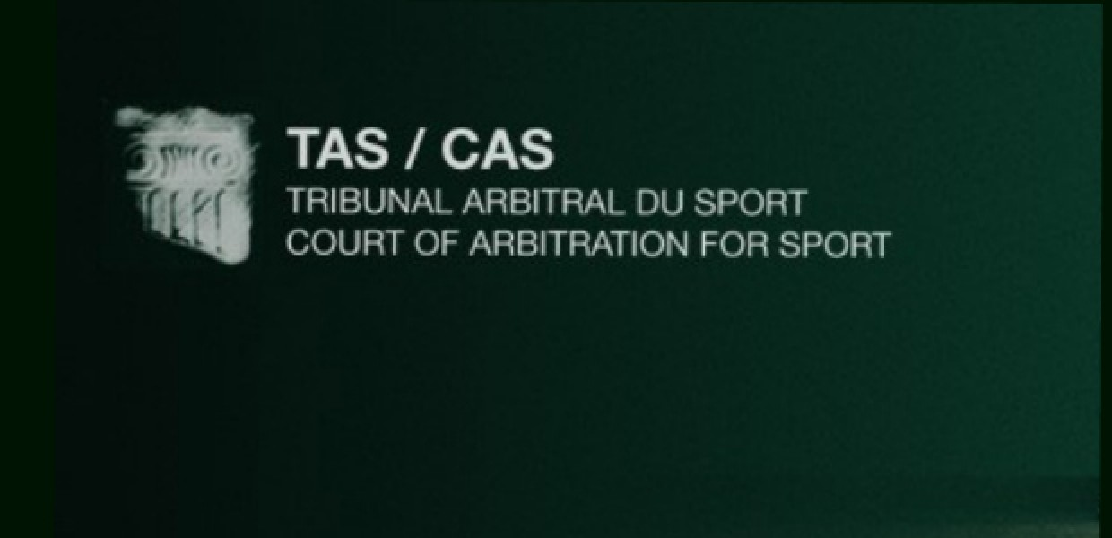 Press release: Roman Kreuziger's appeal rejected by the Court of Arbitration for Sport (CAS)