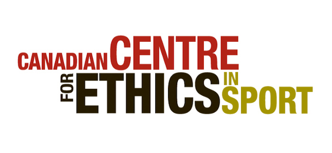 Canadian Centre for Ethics in Sport Logo