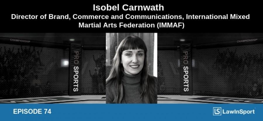 Isobel Carnwarth Safe MMA