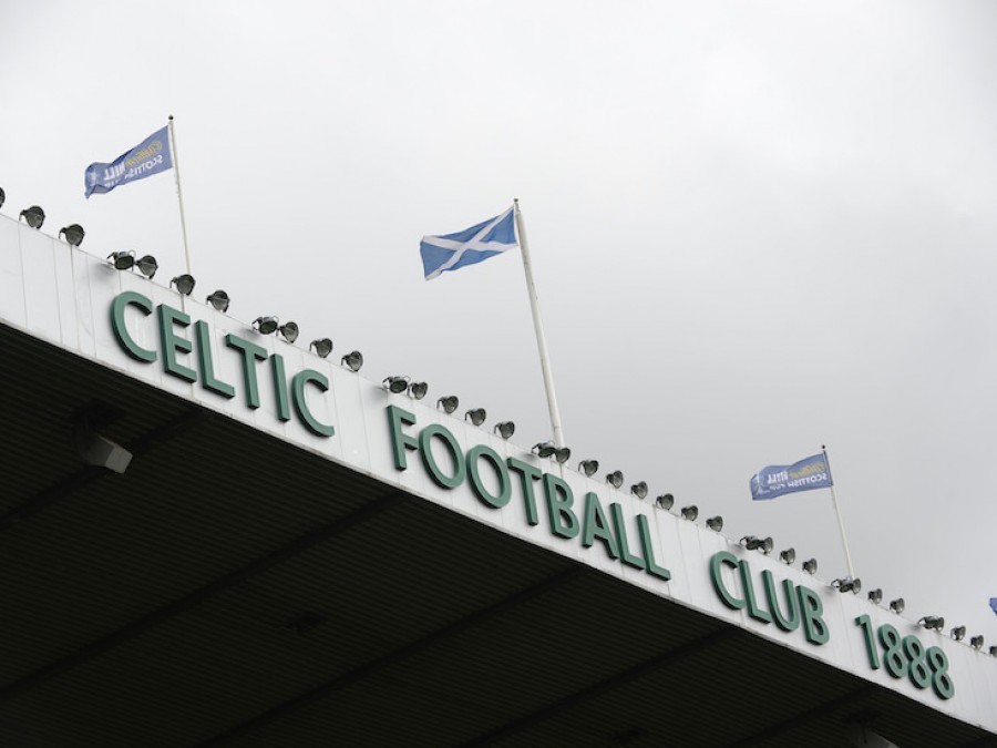 Celtic Football Club Signage