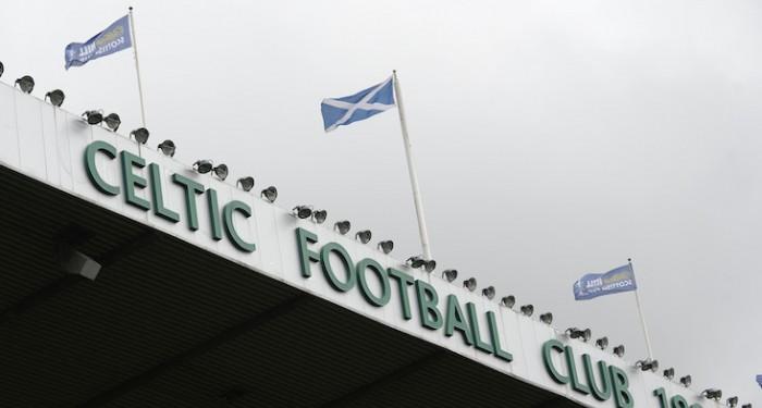 Celtic Football Club Signage
