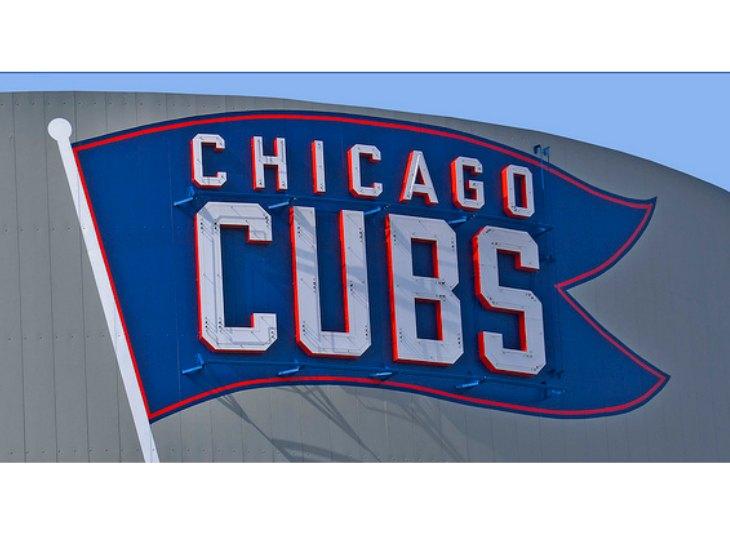 Chicago Cubs Signage
