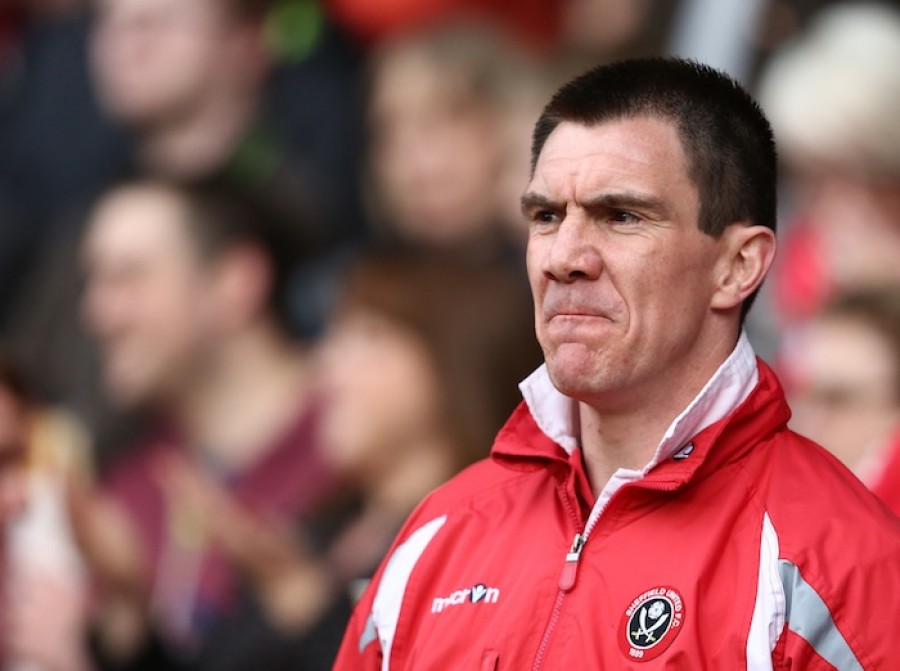 Chris Morgan Sheffield United