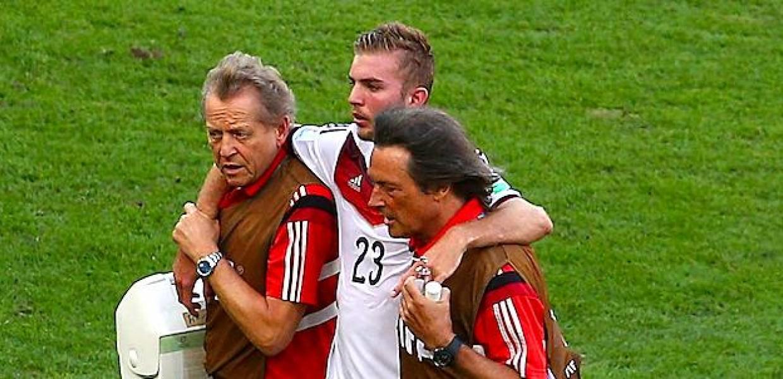 Christoph Kramer World Cup Final 2014