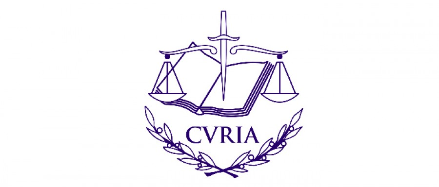 European Court of Justice Emblem