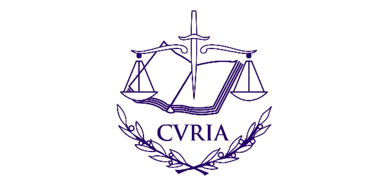 European Court of Justice Emblem