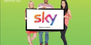 Sky Cover page with graduates