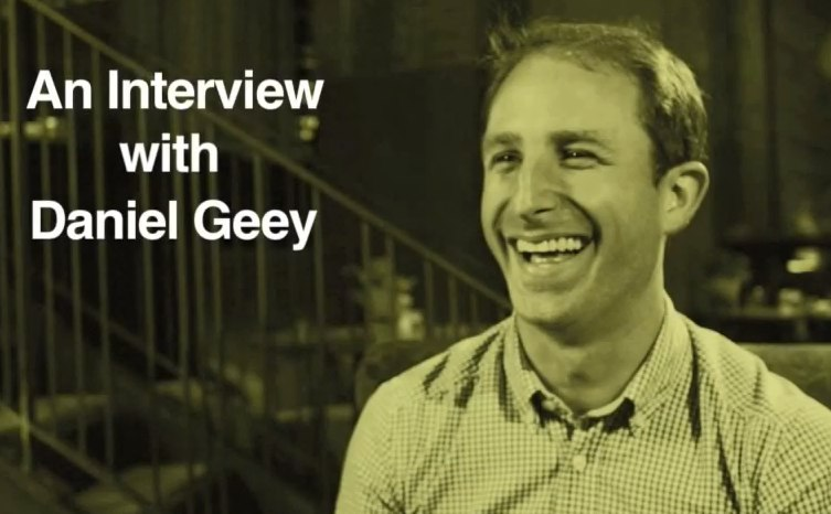 How I became a sports lawyer - video interview with Daniel Geey - Football Law