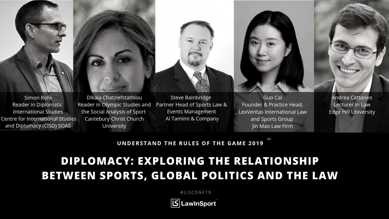 Diplomacy: exploring the relationship between sports, global