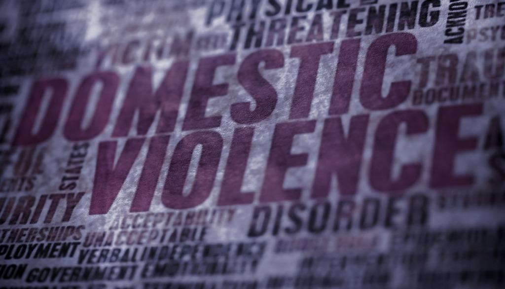 Title image - Domestic Violence