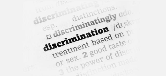 Discrimination_Definition