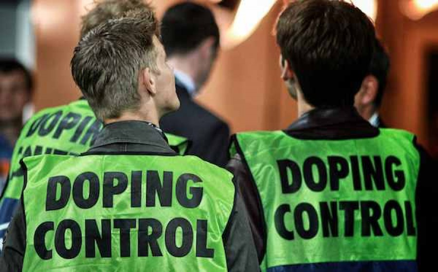 Doping Control personnel