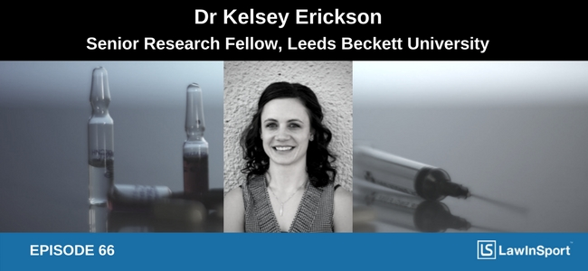 Dr Kelsey Erickson Interview