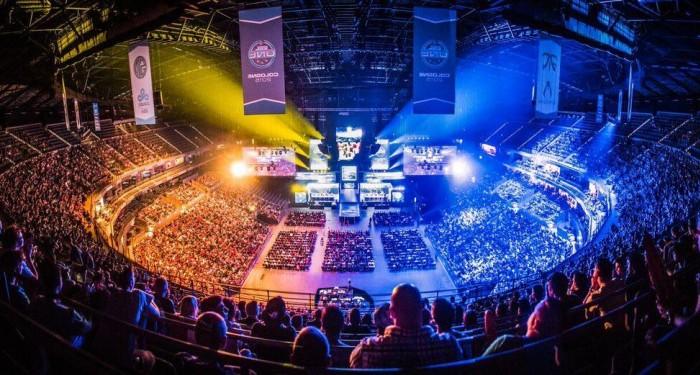 ESL eSports tournament