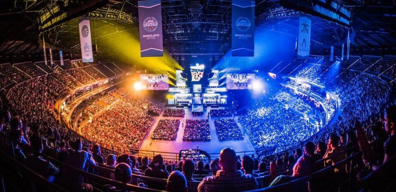 ESL Tournament stadium