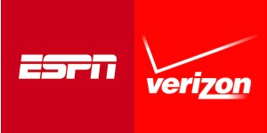 ESPN and Verizon Logos
